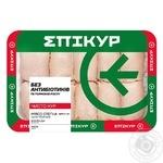 М'ясо стегна Epikur курчати-бройлера охолоджене вагове (велика упаковка) - купити, ціни на Метро - фото 1