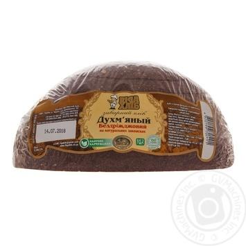 Хлеб Riga хлеб Душистый бездрожжевой 300г - купить, цены на СитиМаркет - фото 4