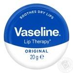 Бальзам для губ Vaseline классический 20г