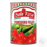 Томаты Bella Rosa очищенные целые консервированные 400г