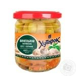 Khutorok Marinated Mushrooms 465ml