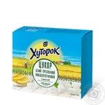 Khutorok Sugar in Cubes Pressed 250g