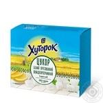 Khutorok Sugar in Cubes Pressed 500g