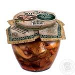Khutorok Snack Marinated Milk Mushrooms 350g