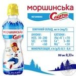 Morshynska Sportik Still natural mineral water 0,33l - buy, prices for MegaMarket - image 4