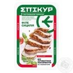 Курица филе в маринаде Эпикур Сицилия вакуумная упаковка - купить, цены на МегаМаркет - фото 1