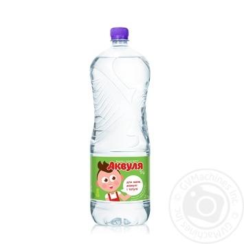 Вода Аквуля негазована 2000мл - купити, ціни на Ашан - фото 1