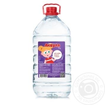 Вода Аквуля негазированная 6л - купить, цены на Ашан - фото 1