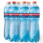 Вода Миргородская минеральная сильногазированная 1,5л