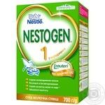 Смесь молочная Neastle Nestogen L. Reuteri 1 с пребиотиками для детей с рождения сухая 700г