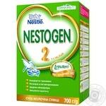Смесь молочная Neastle Nestogen L. Reuteri 2 сухая с пребиотиками и лактобактериями для детей с 6 месяцев 700г