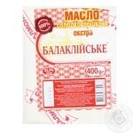 Масло Балаклейское 82.5% 400г