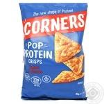 Чипсы Corners белковые со вкусом соуса барбекю 85г