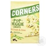 Чипсы Corners овощные ассорти 85г