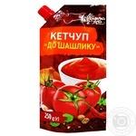 Ukrainska Zirka Barbecue Ketchup 250g
