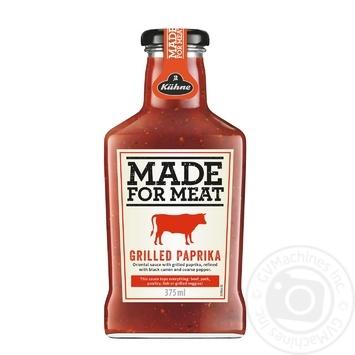 Соус Made For Meat Гриль Паприка 375мл - купить, цены на Novus - фото 1