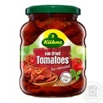 Kuhne canned dried tomato 340g