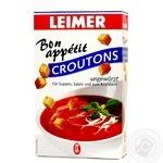Сухарики Leimer Croutons без специй 100г