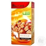 Цукор Milford до чаю тростинний коричневий 500г
