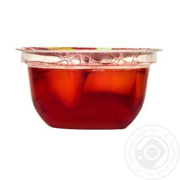 Jolino Peach In Crimson Jelly Dessert - buy, prices for MegaMarket - image 3