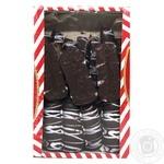 Пряники Делиция Ворзельские заварные с декором 600г - купить, цены на Таврия В - фото 1