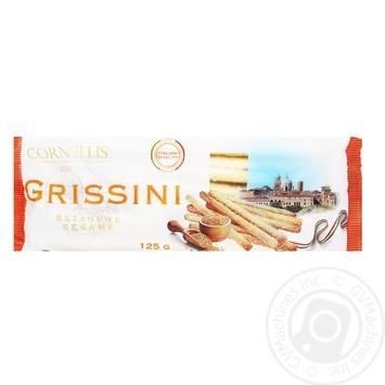 Cornellis Grissini Bread Sticks with Sesame Seeds 125g
