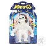 Игрушка растягивающая Monster Flex скелет светится в темноте