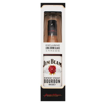 Whiskey Jim Beam White Bourbon 40% 0,7l - buy, prices for Auchan - photo 6