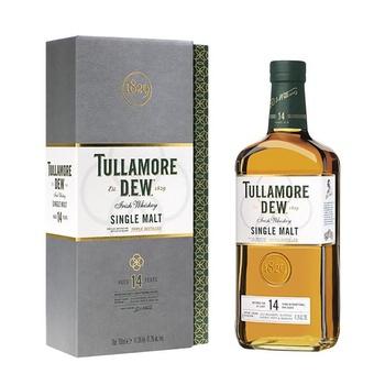Віскі Tullamore Dew 14 років 41.3% 0,7л - купити, ціни на МегаМаркет - фото 1