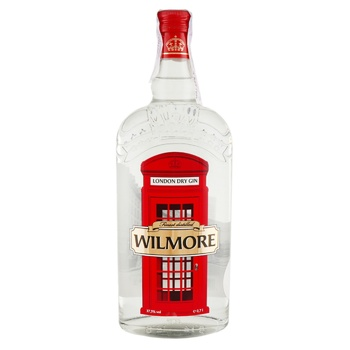 Wilmor London Dry Gin - buy, prices for Furshet - image 1