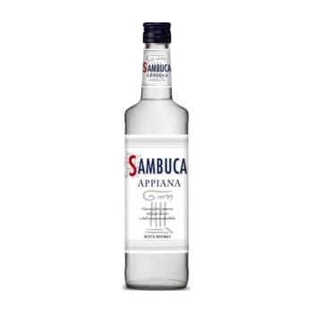 Ликер Sambuca Appaiana 38% 0,7л