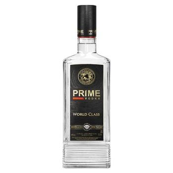 Горілка Prime World Class 40% 0.7л - купити, ціни на ЕКО Маркет - фото 1