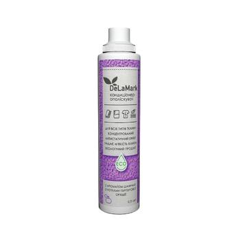 Кондиционер-ополаскиватель для белья Delamark Royal Powder Шафран и Орхидея бесфосфатный 750мл