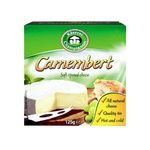 Сыр Kaserei камамбер мягкий с плесенью 50% 125г - купить, цены на Фуршет - фото 1