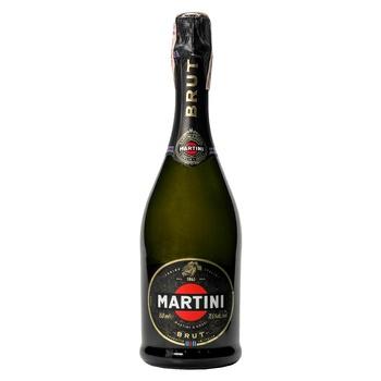 Ігристе вино Martini Brut 11,5% 0,75л