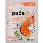 Приправа Мрия Смесь пряностей для рыбы и морепродуктов 25г