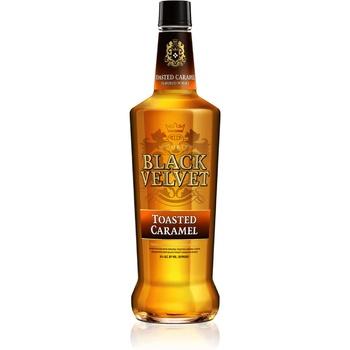 Velvet Toasted Caramel liquor 35% 700ml - buy, prices for Novus - image 1