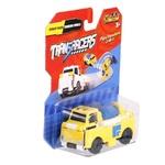 TransRacers Excavator Concrete Mixer 2in1 Car Toy