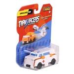 Игрушка TransRacers Скорая помощь-внедорожник 2в1 Машинка