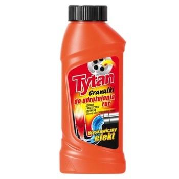 Засіб Tytan для прочищення труб в гранулах 200г