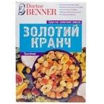 Мюсли Doctor Benner Золотой кранч тропические 400г