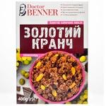 Мюслі Doctor Benner Золотий кранч шоколад 400г