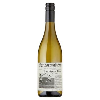 Marlborough Sun Sauvignon Blanc White Dry Wine 13% 0.75l - buy, prices for CityMarket - photo 1