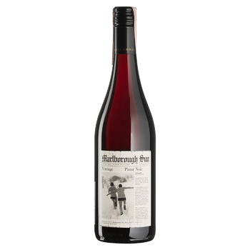 Saint Clair Marlborough Pinot Noir Red Dry Wine 13% 0.75l - buy, prices for CityMarket - photo 1