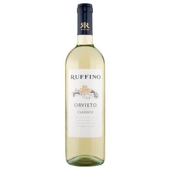 Ruffino Orvieto Classico White Dry Wine 12.5% 0.75l - buy, prices for CityMarket - photo 1
