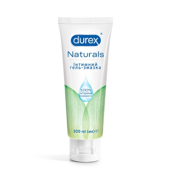Durex Naturals gel 100ml - buy, prices for Tavria V - image 1