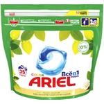 Капсулы для стирки Ariel Color масло ши 35шт