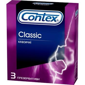 Contex Classic Condom - buy, prices for Tavria V - image 1