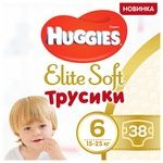 Трусики-підгузки Huggies Elite Soft Pants Mega 6 (XL) 32шт