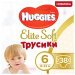 Трусики-подгузники Huggies Elite Soft Pants Mega 6 (XL) 32шт